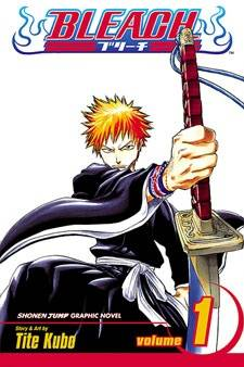 Read Bleach Manga Online For Free